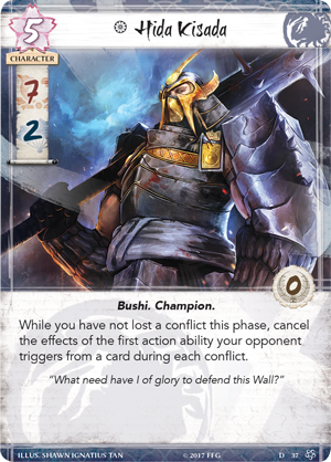 Legend of the Five Rings: Core Set - Crab
