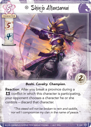 Legend of the Five Rings: Core Set - Unicorn