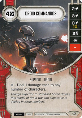 Droid Commandos | Game Haven
