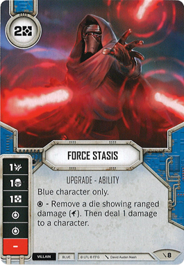 Force Stasis