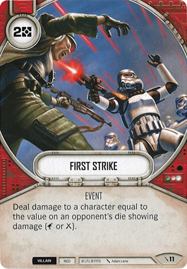 First Strike | Game Haven