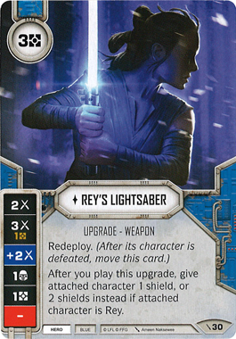 Rey's Lightsaber | Game Haven