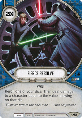 Fierce Resolve | Game Haven