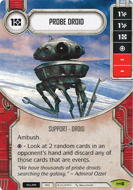 Probe Droid | Game Haven
