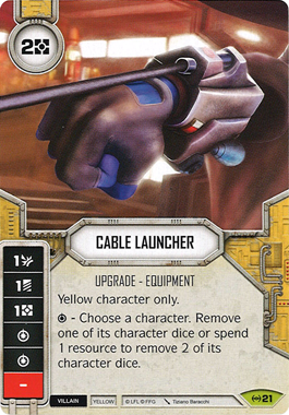 Cable Launcher