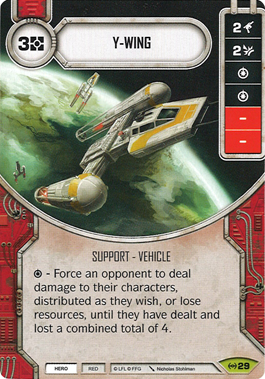 Y-Wing | Game Haven