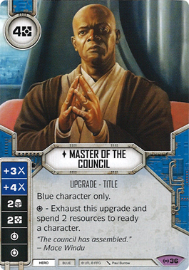 Master of the Council | The Game Haven