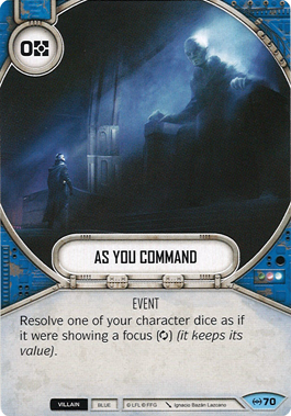 As You Command | Game Haven