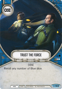 Trust The Force | Game Haven