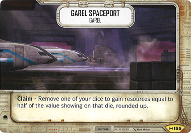 Garel Spaceport | Game Haven