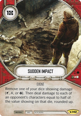 Sudden Impact | Game Haven