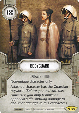 Bodyguard | Game Haven