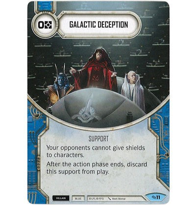 Galactic Deception | Game Haven