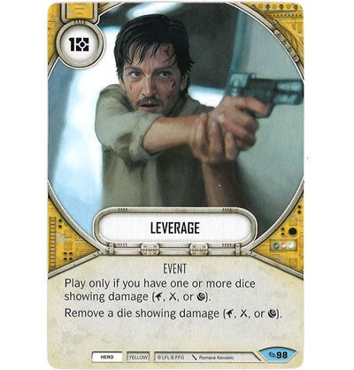 Leverage | Game Haven