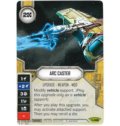 Arc Caster | Game Haven