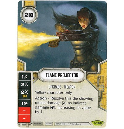 Flame Projector | Game Haven