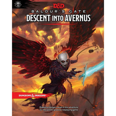 Dungeons & Dragons 5th Edition RPG: Baldur's Gate - Descent Into Avernus