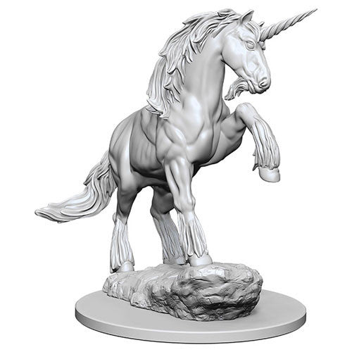 Pathfinder Battles Deep Cuts Miniatures: Unicorn | Game Haven