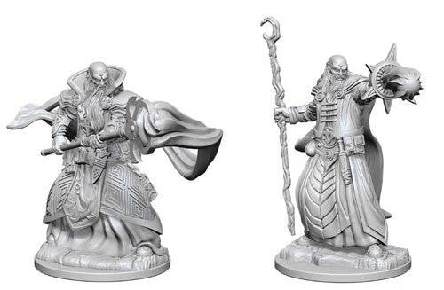 D&D Nolzur's Marvelous Miniatures: Human Male Wizard | Game Haven