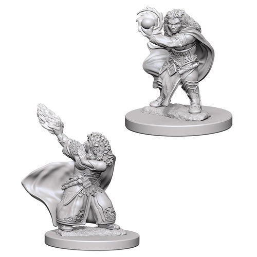D&D Nolzur's Marvelous Miniatures: Dwarf Female Wizard