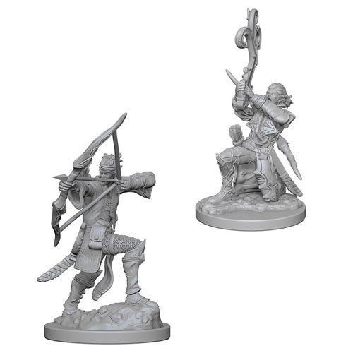D&D Nolzur's Marvelous Miniatures: Elf Male Bard | Game Haven