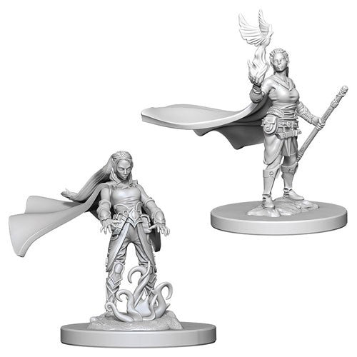 D&D Nolzur's Marvelous Miniatures: Elf Female Druid