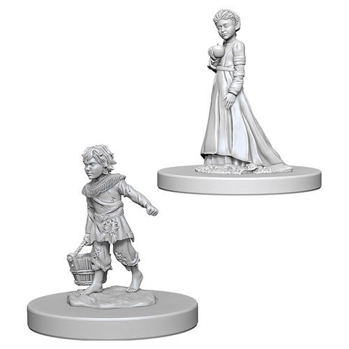 Pathfinder Battles Deep Cuts Miniatures: Children | Game Haven