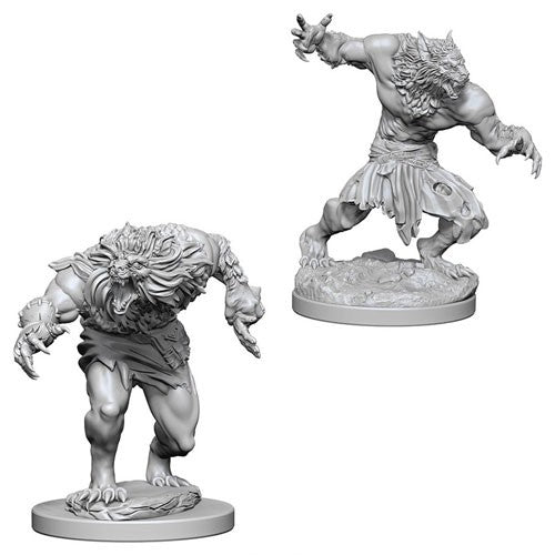D&D Nolzur's Marvelous Miniatures: Werewolves | Game Haven