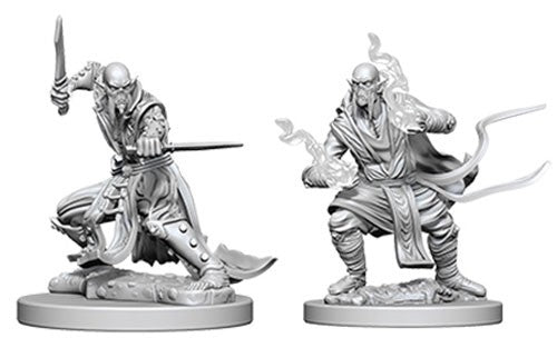 D&D Nolzur's Marvelous Miniatures: Githzerai | Game Haven