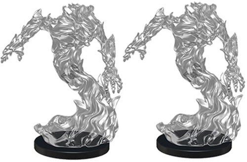 Pathfinder Battles Deep Cuts Miniatures: Medium Fire Elemental | Game Haven