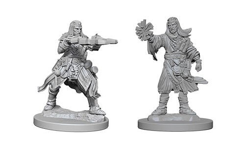 Pathfinder Battles Deep Cuts Miniatures: Human Male Wizard | Game Haven