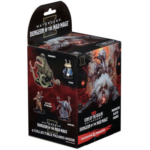 Dungeons & Dragons Fantasy Miniatures: Waterdeep Dungeon of the Mad Mage - Booster Pack
