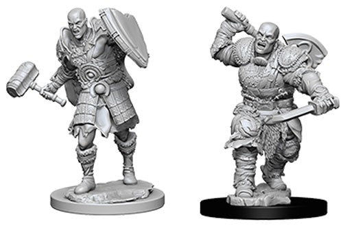 D&D Nolzur's Marvelous Miniatures: Goliath Male Fighter | Game Haven