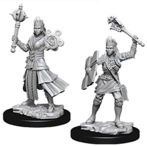 D&D Nolzur's Marvelous Miniatures: Human Female Cleric | Game Haven