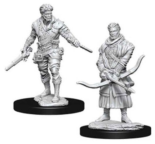 D&D Nolzur's Marvelous Miniatures: Human Male Rogue | Game Haven