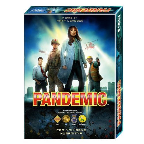 Pandemic | Game Haven