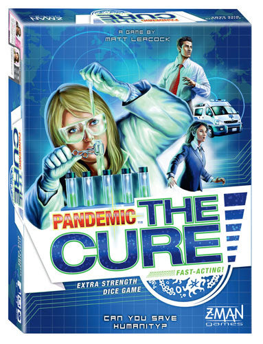Pandemic: The Cure | Game Haven
