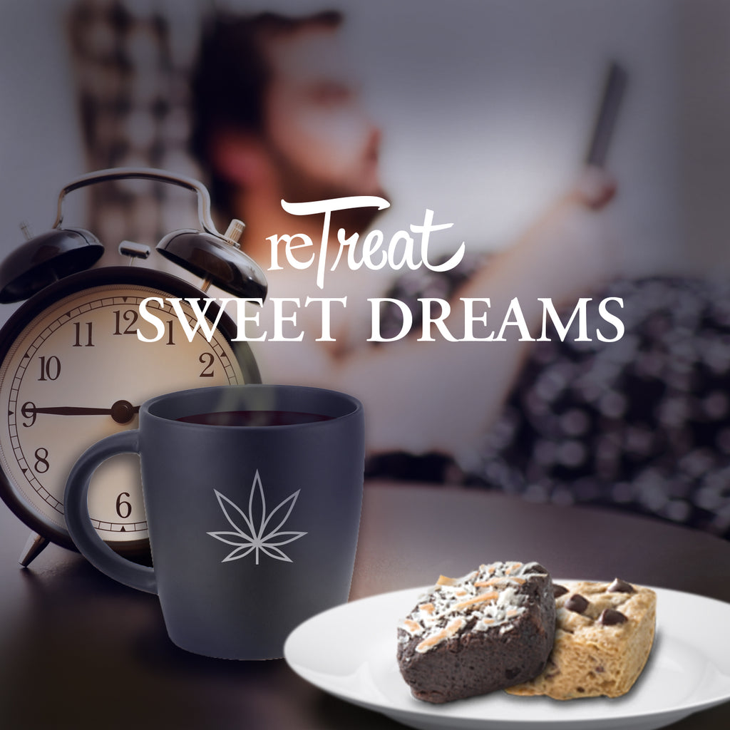 Enjoy Sweet Dreams with Marijuana Edibles