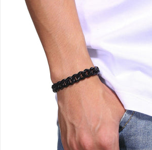 DAL Link Chain Stainless Steel Bracelet