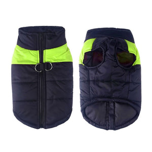 HPT Winter Waterproof Dog Jacket