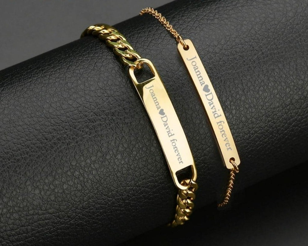 ID Couple Bracelet