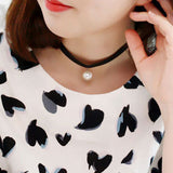 Gothic Lolita Punk Choker Necklace