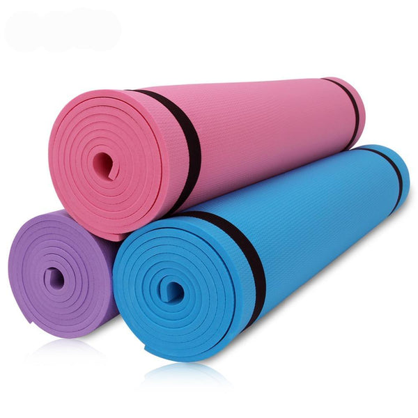 Fitness Yoga Mat 6MM