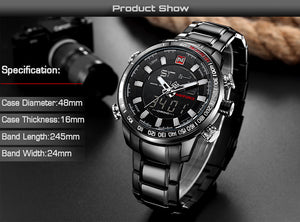 NVF Military Sport Watch