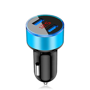 AGA Dual USB Phone Car Charger