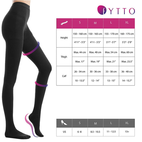 Size Chart Fytto 1026