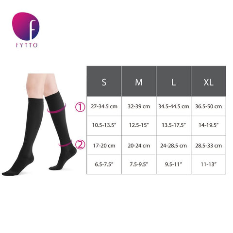 Size Chart Fytto 2020  Fytto 2120