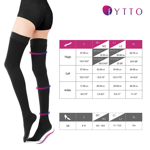 Size Chart Fytto 2124