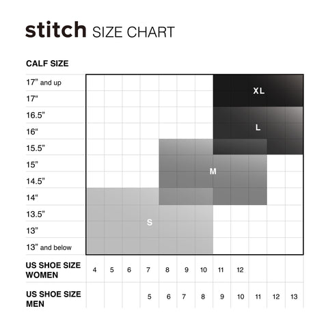 Size Chart Fytto 6080