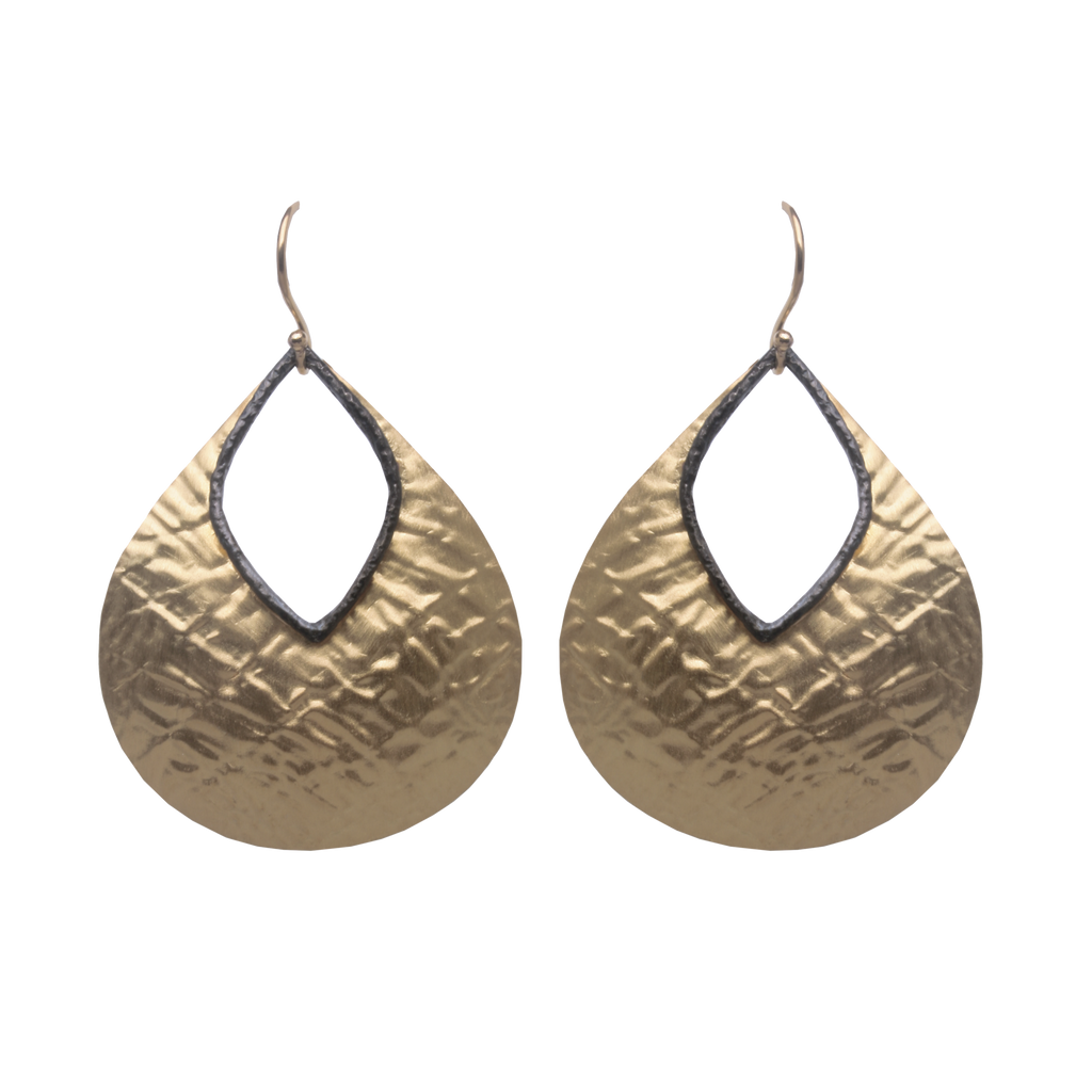 Blush Earrings, Earrings - Kevia Style, LLC